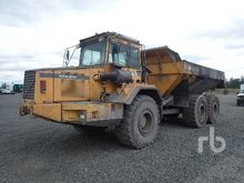 1996 VOLVO A30C 6x6 Articulated