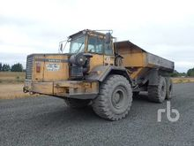 1993 VOLVO A35 6x6 Articulated