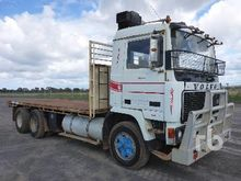 1987 VOLVO F10 6x4 Table Top Tr