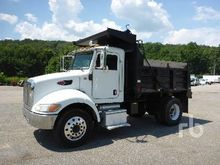 2005 PETERBILT 335 Dump Truck (