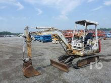 1995 TAKEUCHI TB025 Mini Excava