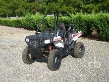 2014 POLARIS SPORTMAN ACE ATV (