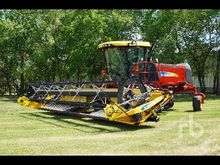 2011 NEW HOLLAND H8060 Swather