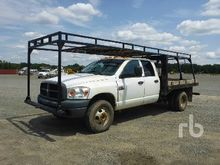 2008 DODGE 3500HD Crew Cab 4x4