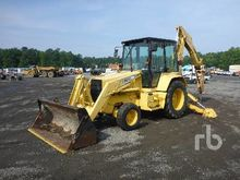 KOBELCO TLK750 Loader Backhoes