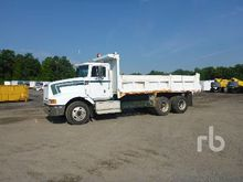 1995 INTERNATIONAL 9400 Dump Tr