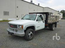 1996 GMC 3500 Flatbed Trucks