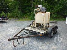 TRB Portable Grout Pump