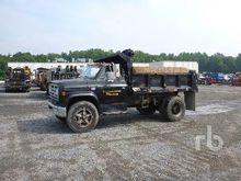 1986 GMC 6000 Dump Truck (S/A)