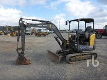 VOLVO EC35C Midi Excavator (5 -
