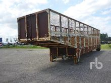 40 Ft Rolloff Box Container Equ