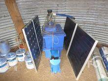 FROST FREE Solar Livestock Equi