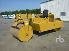HYSTER C340A Tandem Roller