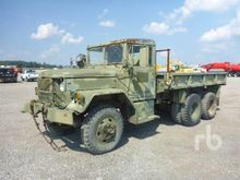 AM GENERAL 6x6 Flatbed Trucks