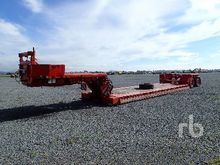 1991 NOOTEBOOM 60 Ton T/A Lowbo