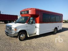 2013 FORD E450 14 Passenger Coa