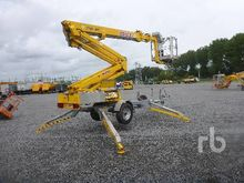 2007 OMME 1830EBZX Electric Tow