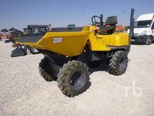 2002 LIFTON LD1200 4x4 Dumper