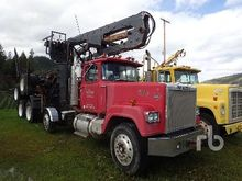 1982 MACK RWS788LST Tri/A Self-