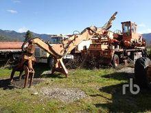 BARKO 450 6x4 Rubber-Tired Log
