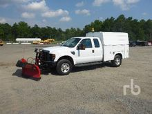 2008 FORD F350 Extended Cab 4x4