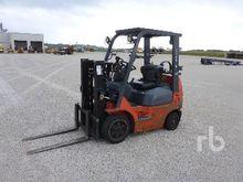 TOYOTA 7FGCU20 3800 Lb Forklift