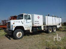 1982 FORD LN8000 T/A Fuel & Lub