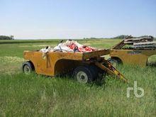 1996 WRT PT13 Tow Behind Roller