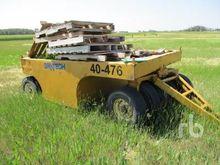 1995 WRT PT13 Tow Behind Roller
