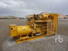 GENERAL ELECTRIC G353 350 KW Ge