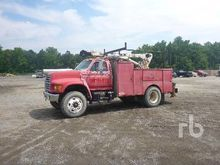 1999 FORD F800 Service Truck