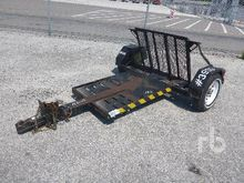 VERMEER TLR20 5 Ft Tilt Trailer
