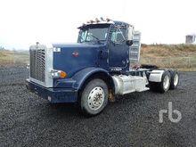 1987 PETERBILT 357 Truck Tracto