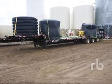 2013 BWS MFG 53 Ft Tri/A Step D