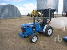 1995 FORD 1215 Lawn Mower