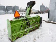 SCHULTE 1100 9 Ft Snow Blower
