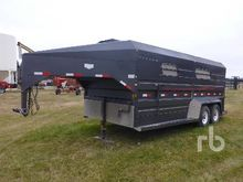 2002 NORBERTS 18 Ft T/A 5th Whe
