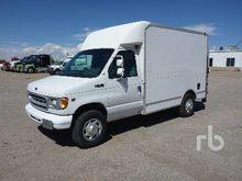 2001 FORD E350 Van Truck