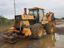 2000 UNAC 300C 4x4x4 Rubber-Tir