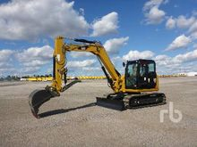 2016 CATERPILLAR 308E2CR Midi E