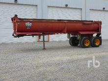 1985 RELIANCE 32 Ft T/A End Tra