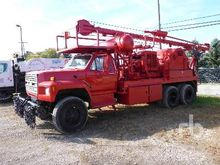 1984 FORD FT800 Truck Mounted T