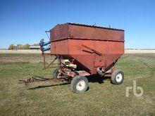 PAULK 150 +/- Bushel Grain Wago