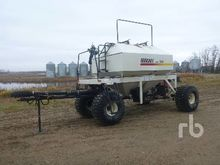1998 BOURGAULT 3195 Tow-Behind