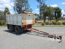 MACOL 3.5 M Bogie/A Tipping Tra