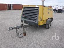 2011 KAISER M100 375 CFM Portab