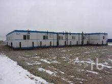TRAVCO 12 Ft x 54 Ft 6 Unit Ski