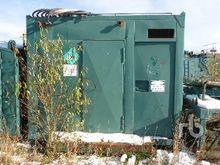 RIG 66 Generator Building Skid