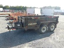 2013 BRIMAR T/A Dump Equipment