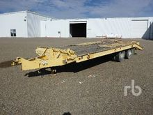 1985 BELSHE T8 18 Ft x 8 Ft T/A